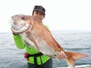 鯛 釣果 20160604